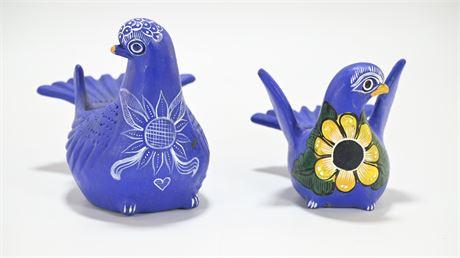 Mexican Folk Art Doves
