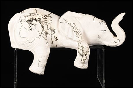 Horsehair Elephant