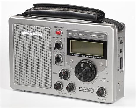 Grundig S350 Field Radio 3 Shortwave Bands