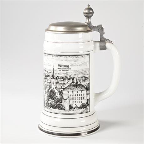 Altenkunstadt Bitburg Beer Stein