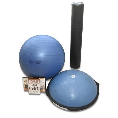 Core Workout Set