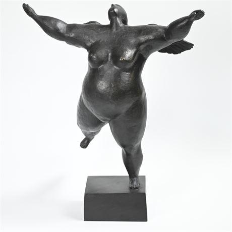Angel Balance Sculpture