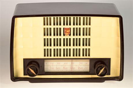 1950's Philips Tube Radio