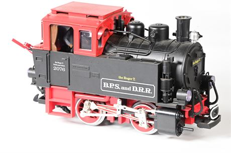 Lehmann #2076 Steam Engine