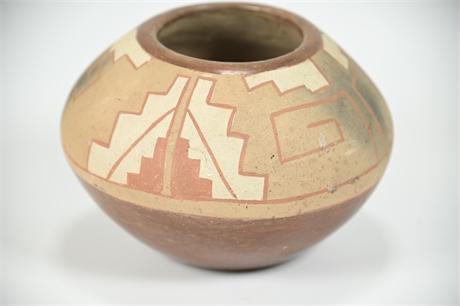 Vintage Cochiti Pueblo Pot