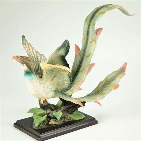 Pheasant Sculpture