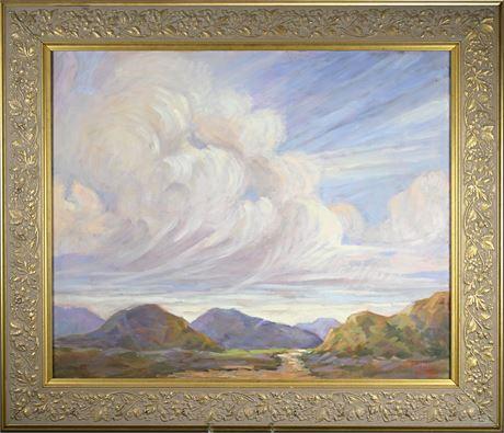 Linda Miller Original Landscape