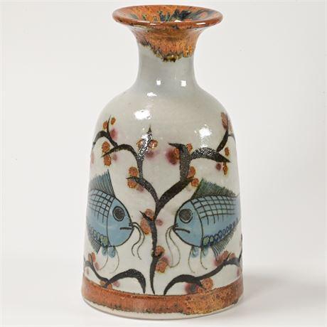 Vintage Ken Edwards Tonala Pottery