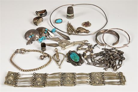 Sterling Silver Findings