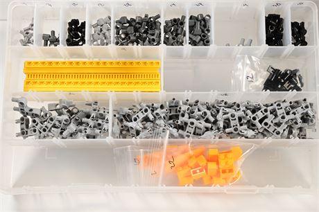 Lego Pieces (296 Pieces)
