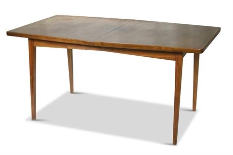 Mid-Century Jens Risom Design Teak Dining Table