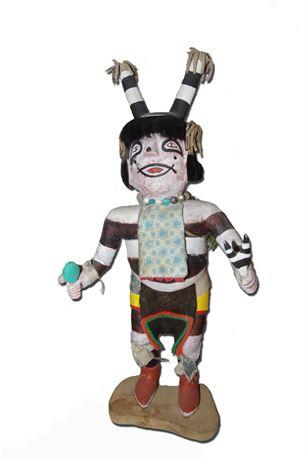 Clown Kachina