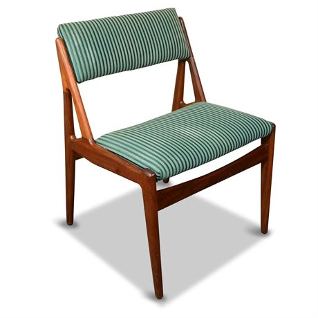 """Mid Century """"Ella"""" Teak Chair by Arne Vodder"""