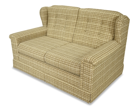 All In The Family Style Twin Sofa Sleeper