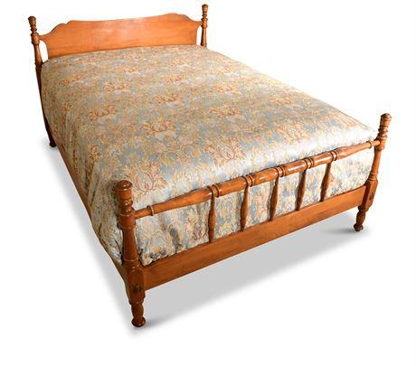 Ethan Allen Heirloom Full Bed
