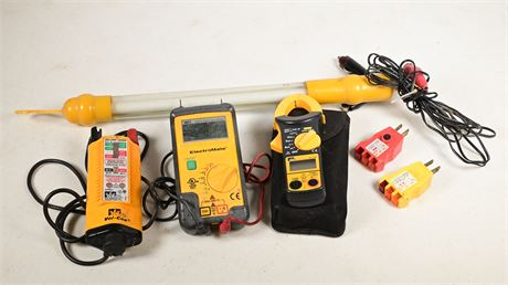 ElectroMate Digital Multimeter+