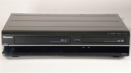 Toshiba DVD/Video Cassette Recorder
