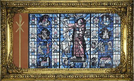 The Reformation Window Print