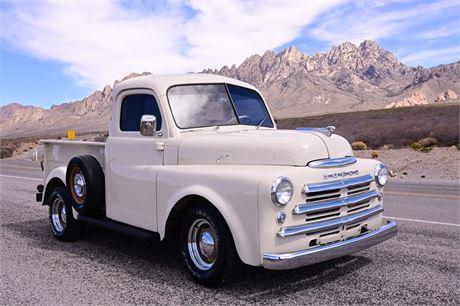 "1949 Dodge ""Pilot House"" Pickup"
