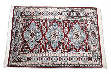 Antique Kazak Oriental Rug
