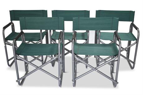 Safari Trail Folding Sport Chairs