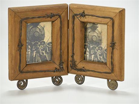 Pancho Villa Framed Prints