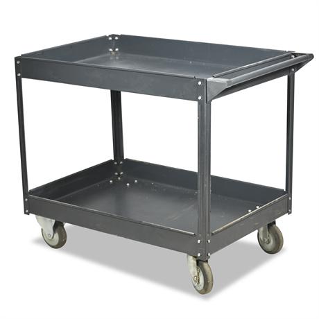 Heavy Duty Shop Cart