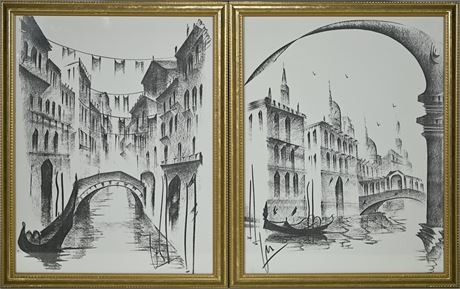 Venice Italy Prints