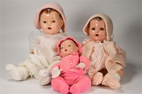 Composition Doll Collection