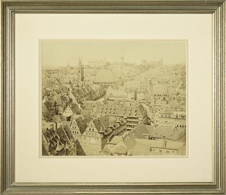 Vintage Nürnburg Photographs