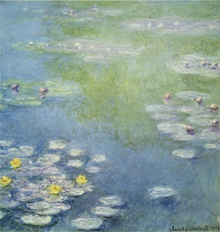 """Monet """"Water Lilies"""""""