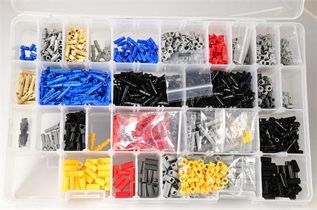 Lego Pieces (1990 Pieces)