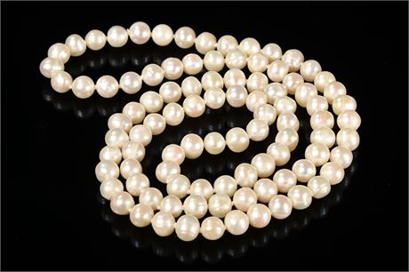 """27"""" Fresh Water Pearl Necklace"""