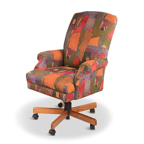 Custom Executive Office Chair