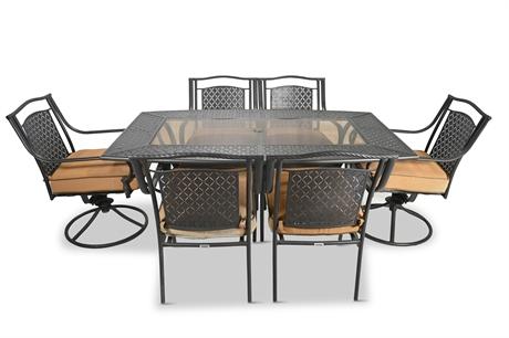 Martha Stewart Living Patio Dining Set