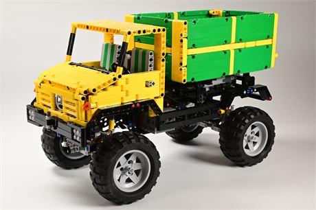 Lego Technic Unimog Custom Dump Truck