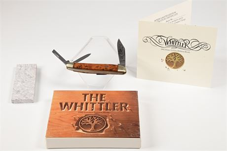 The Whittler 1982 Boker Limited Edition Knife