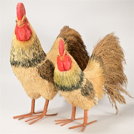 Decorative Chickens