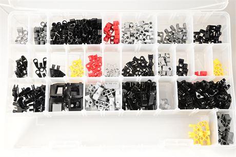 Lego Pieces (347 Pieces)