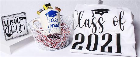 Graduation Basket