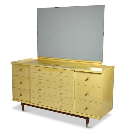 Mid-Century Kent Coffey Dresser