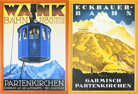 Fritz Uhlich Framed Posters
