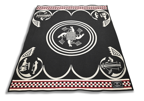 "Sakiestewa ""Gila"" The Ancient Blanket Series"