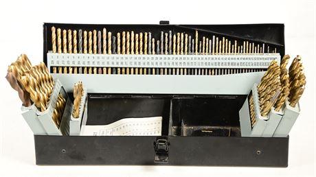 115 Piece Drill Bit Set