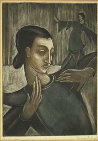 Kalman Kubinyi (American, 1906-1973)