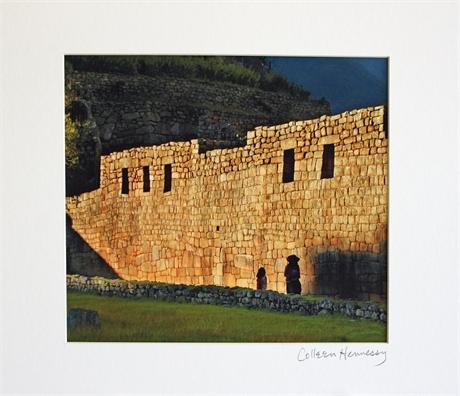 "Colleen Hennessey ""Machu Picchu"""
