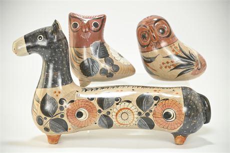 Vintage Tonala Animals