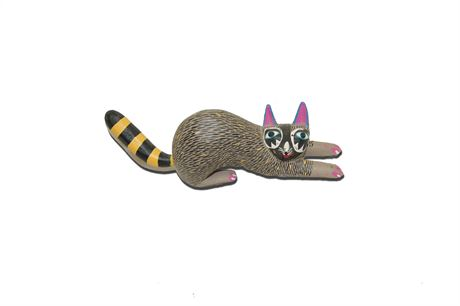 Oaxacan Carved Cat