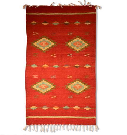 Wool Weaving