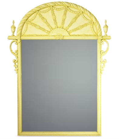 Neo Classical Arched Mirror